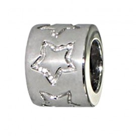 Chrysalis Silver Star Spacer