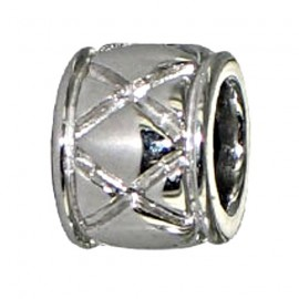 Chrysalis Silver Cross Spacer