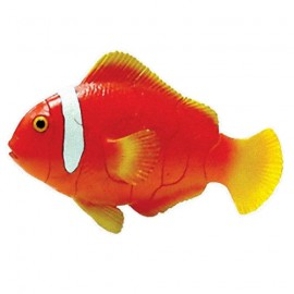 Tomato Clownfish 4D 3D Puzzle Egg Toy Kit