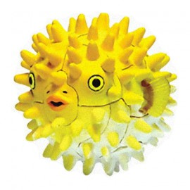 Porcupine Ball Fish 4D 3D Puzzle Egg Toy Kit
