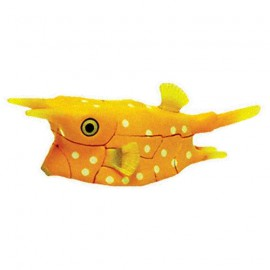 Longhorn Cowfish 4D 3D Puzzle Egg Toy Kit
